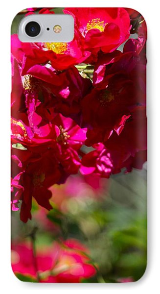 IPhone Case featuring the photograph Rose Bouquet by Michele Myers
