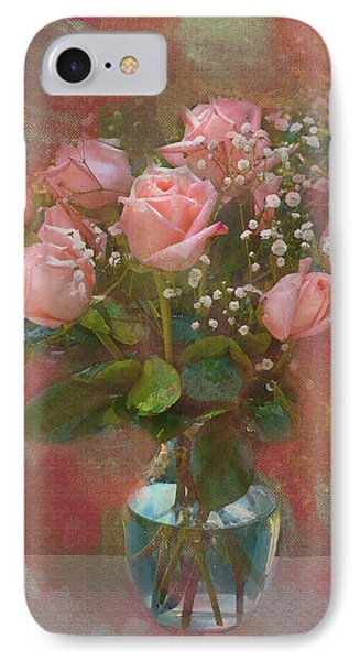 Rose Bouquet IPhone Case by Sandi OReilly
