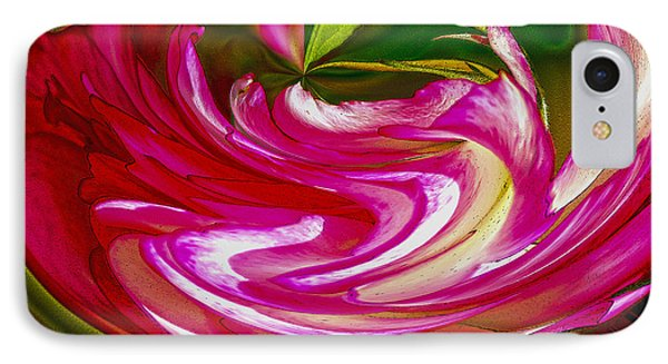 IPhone Case featuring the photograph Rose Bowl by Nancy Marie Ricketts