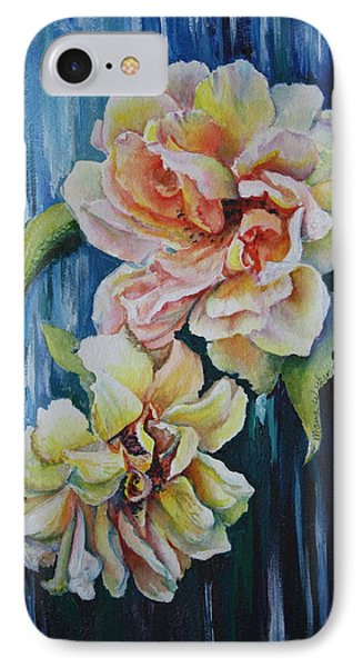Rose Duo IPhone Case