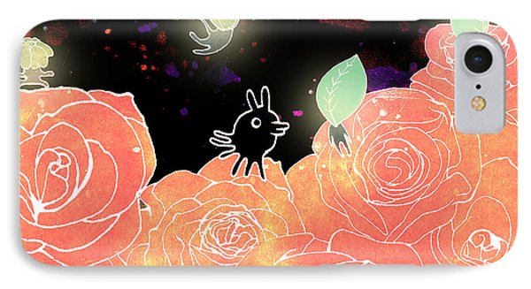 Rose Garden  IPhone Case by Yoyo Zhao