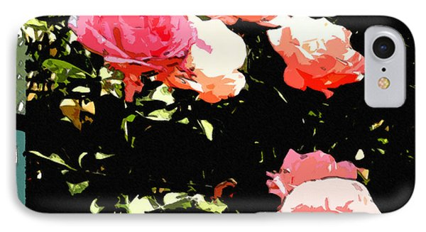 Rose Glory IPhone Case