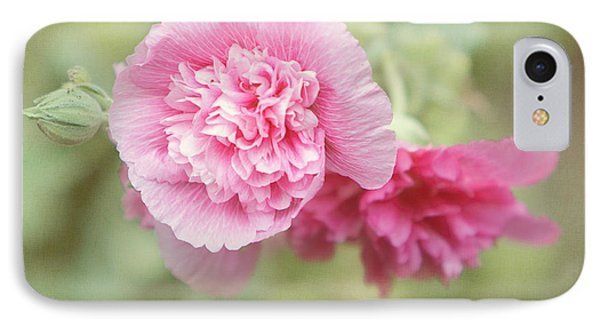 Rose Of Sharon Phone Case by Kay Pickens