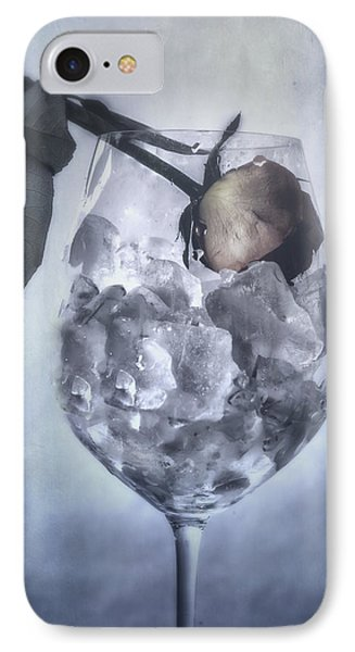 Rose On The Rocks IPhone Case by Joana Kruse