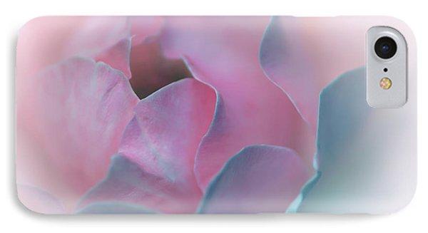 Rose Petal Pastel By Kaye Menner IPhone Case
