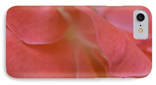 IPhone Case featuring the photograph Rose Petals by Stephen Anderson