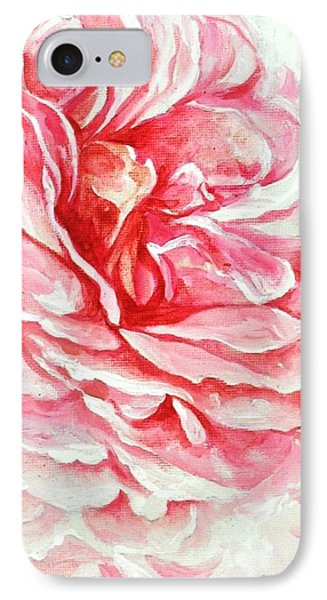 Rose Reflection 3 IPhone Case by Sandra Phryce-Jones