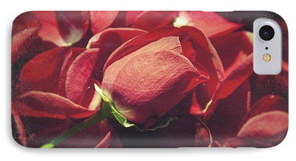 Rose Phone Case by Taylan Apukovska