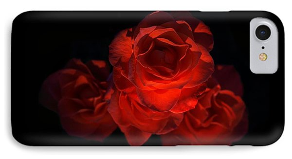 IPhone Case featuring the photograph Rose Three by David Andersen