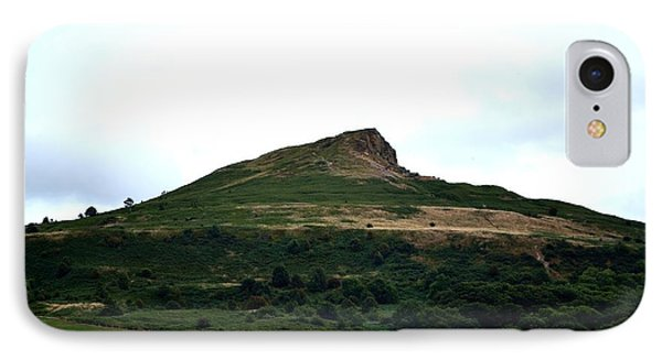 Roseberry Topping Hill IPhone Case