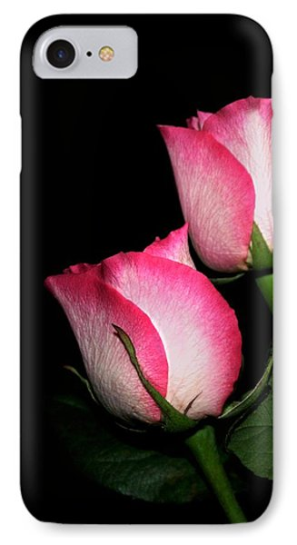 Roses IPhone Case by Cathy Harper