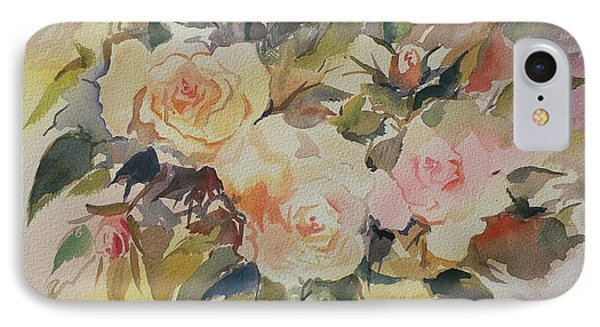 Roses IPhone Case by Geeta Biswas