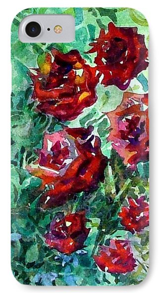 Roses Phone Case by Mindy Newman