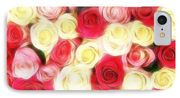Roses Of Love IPhone Case