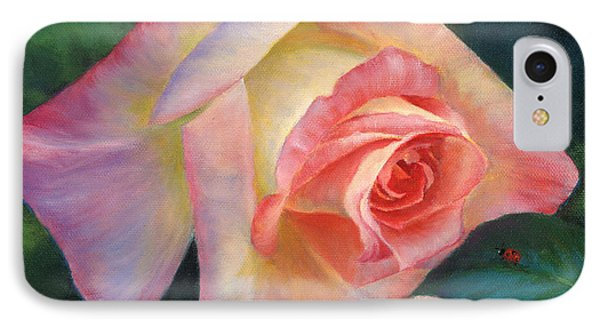 Rosey And Friend IPhone Case by Jeanette French