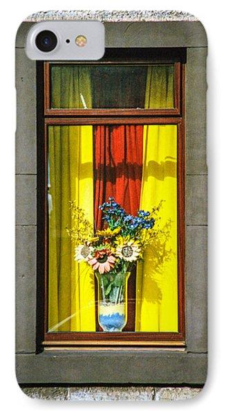 Roslin Window Phone Case by Ross Henton
