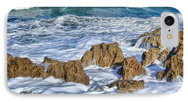 IPhone Case featuring the photograph Ross Witham Beach Stuart Florida by Olga Hamilton