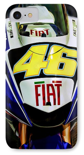 Rossi Yamaha IPhone Case