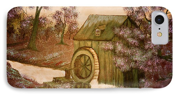 Ross's Watermill Phone Case by Barbara Griffin
