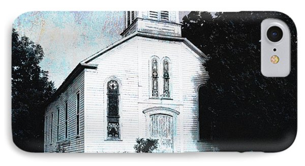 Rossville Church And Cemetery IPhone Case