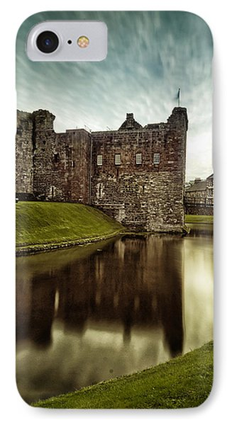 Rothesay Castle IPhone Case