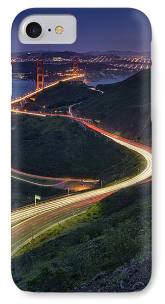 Route 101 IPhone Case by Rick Berk