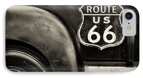 Route 66 IPhone 7 Case by Tim Gainey