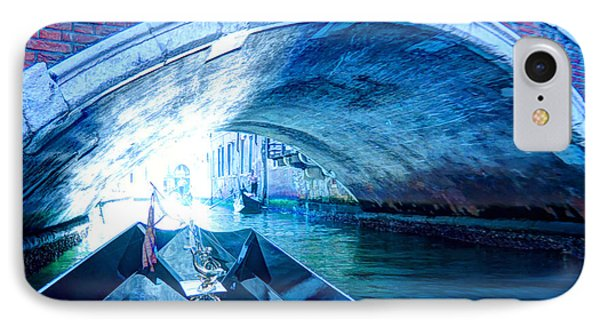IPhone Case featuring the photograph Route To Light by Hanza Turgul
