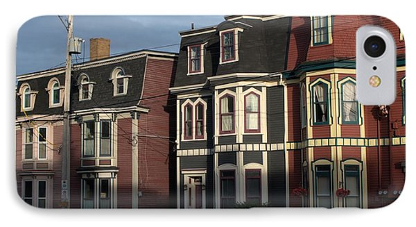 IPhone Case featuring the photograph Row Houses by Douglas Pike