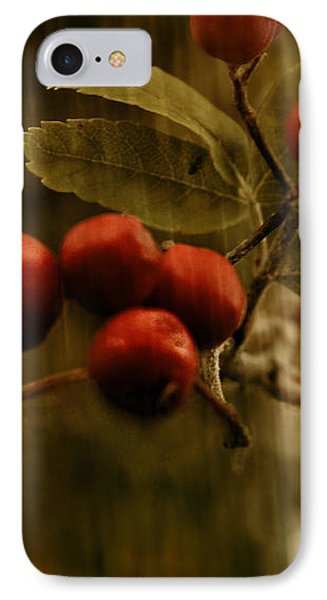 IPhone Case featuring the mixed media  Berry Nice by Fine Art By Andrew David