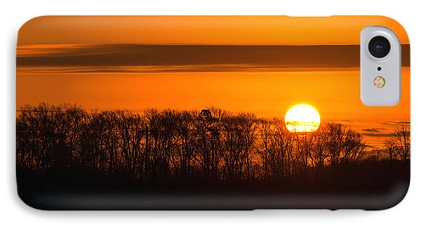 IPhone Case featuring the photograph Roxanna Sunrise by Bill Swartwout