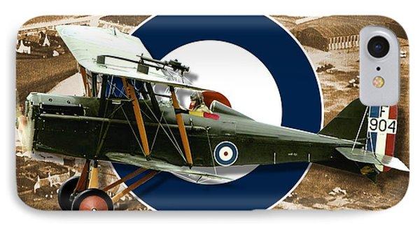 Royal Aircraft Factory S.e.5 IPhone Case