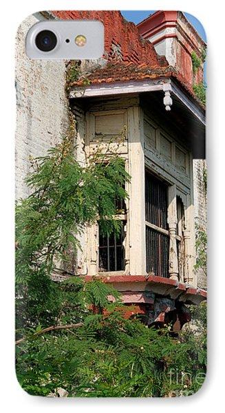 Royal Balcony IPhone Case by Kiran Joshi