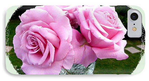 Royal Kate Roses IPhone Case by Will Borden
