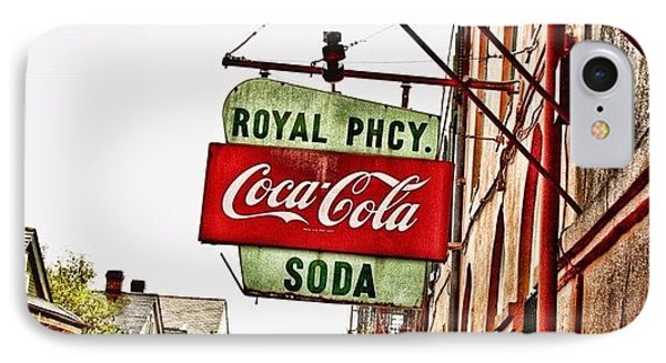Royal Pharmacy  IPhone Case