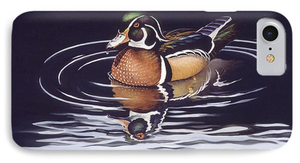 Royal Reflections Phone Case by Richard De Wolfe