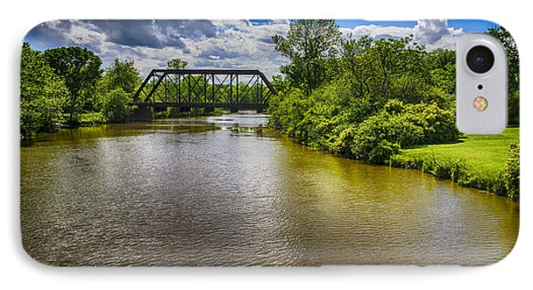 IPhone Case featuring the photograph Royal River by Mark Myhaver
