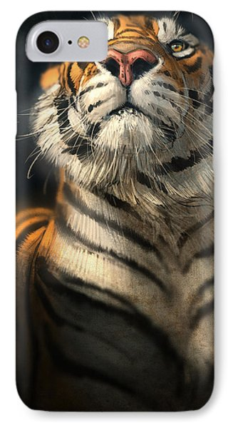 Royalty IPhone Case by Aaron Blaise