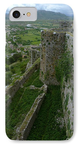 Rozafa Castle - Albania IPhone Case