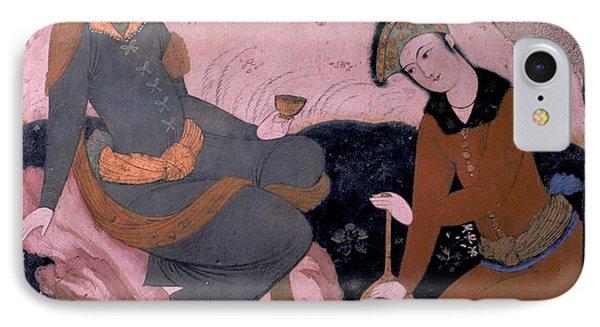 Rubaiyat 0f Omar Khayyam Phone Case by Carl Purcell