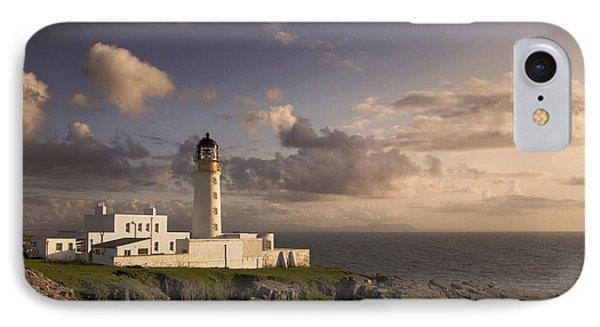 Rubha Reidh - Lighthouse IPhone Case
