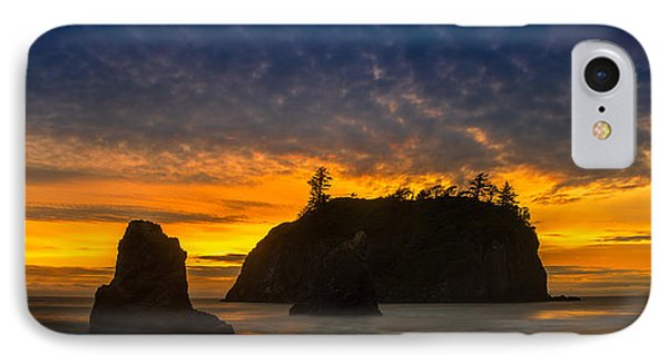 Ruby Beach Olympic National Park IPhone Case