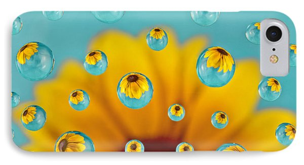 Rudbeckia Explosion IPhone Case