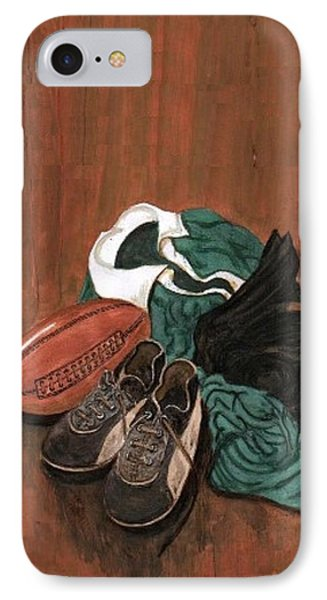 Rugby Phone Case by Sam Mart