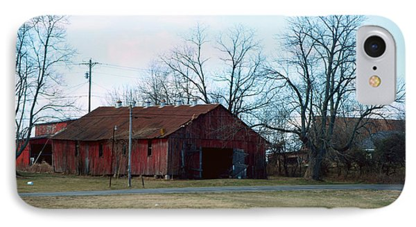 Rugged Shed II Phone Case by Paulette B Wright