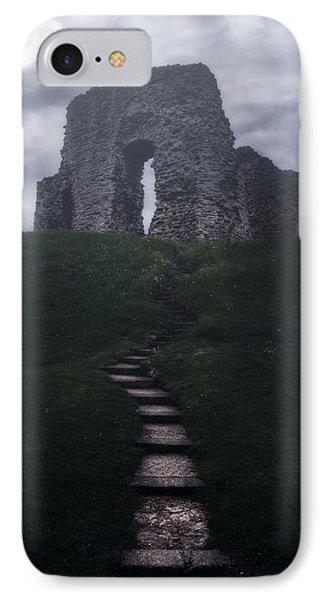 Ruin Of Castle IPhone Case
