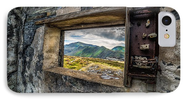 Ruin With A View  Phone Case by Adrian Evans