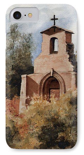 Ruins Of Morley Church Phone Case by Sam Sidders