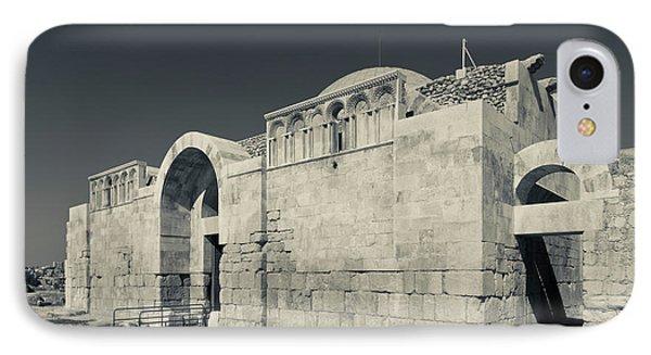 Ruins Of The Umayyad Palace, Amman IPhone Case