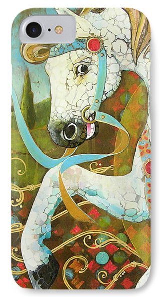 Runaway Rocker IPhone Case by Robin Birrell